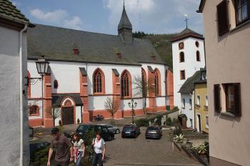 De kerk van Neuerburg