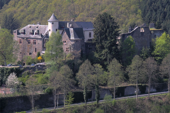 Die Burg Neuerburg