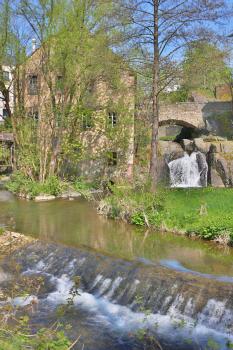 The Neuerburger mill