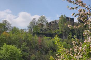 Het kasteel Neuerburg
